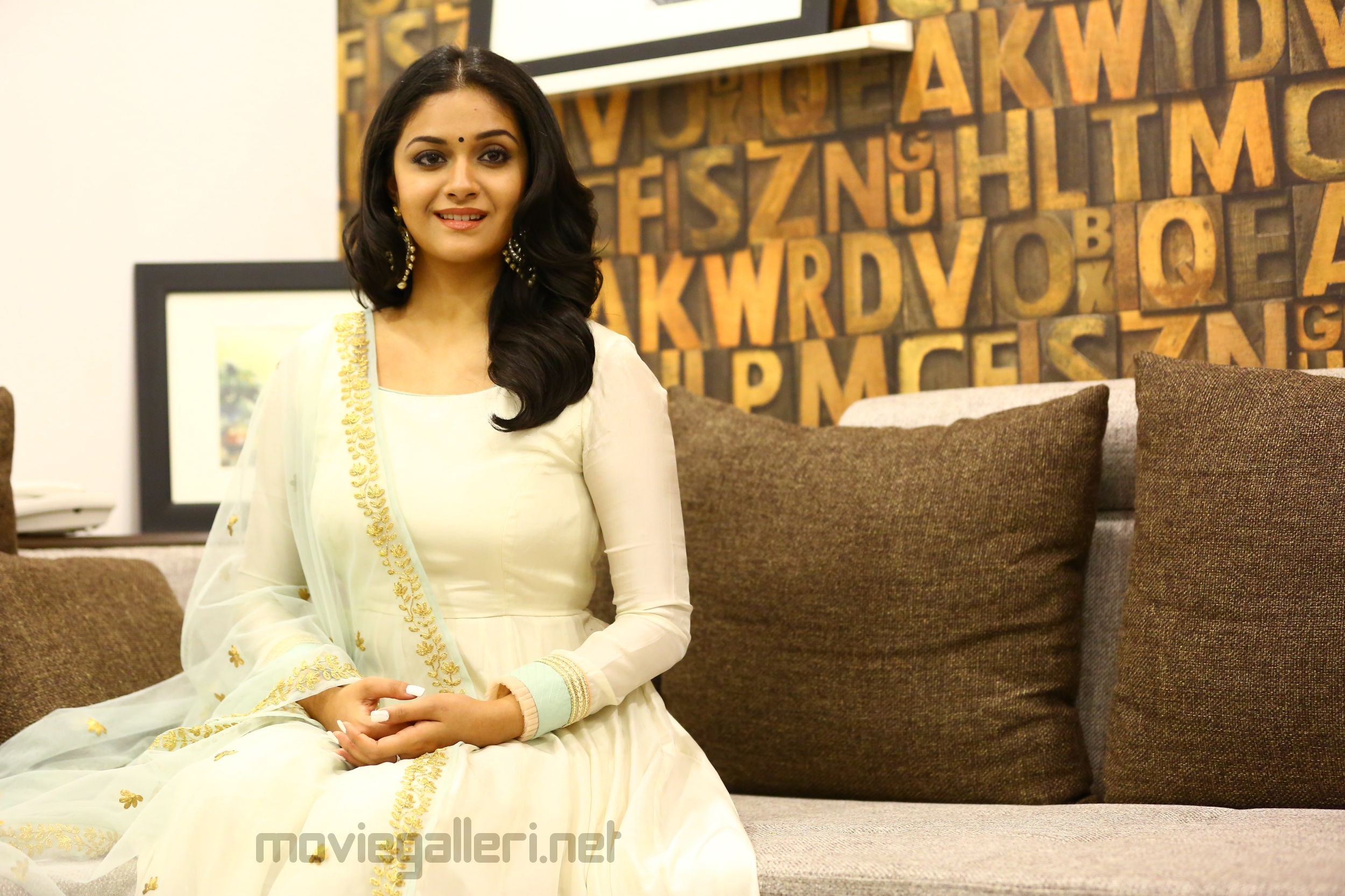 Actress Keerthy Suresh dont have a Character Name in Thaana Serndha Koottam Movie