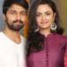 Chiranjeevi Son In Law Kalyan Dev Movie Launch Stills