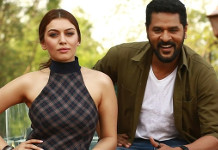 Prabhu Deva, Hansika Motwani in Gulebagavali Movie Review