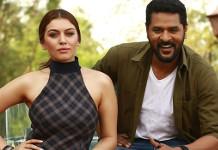 Prabhu Deva, Hansika Motwani in Gulebagavali Movie Review