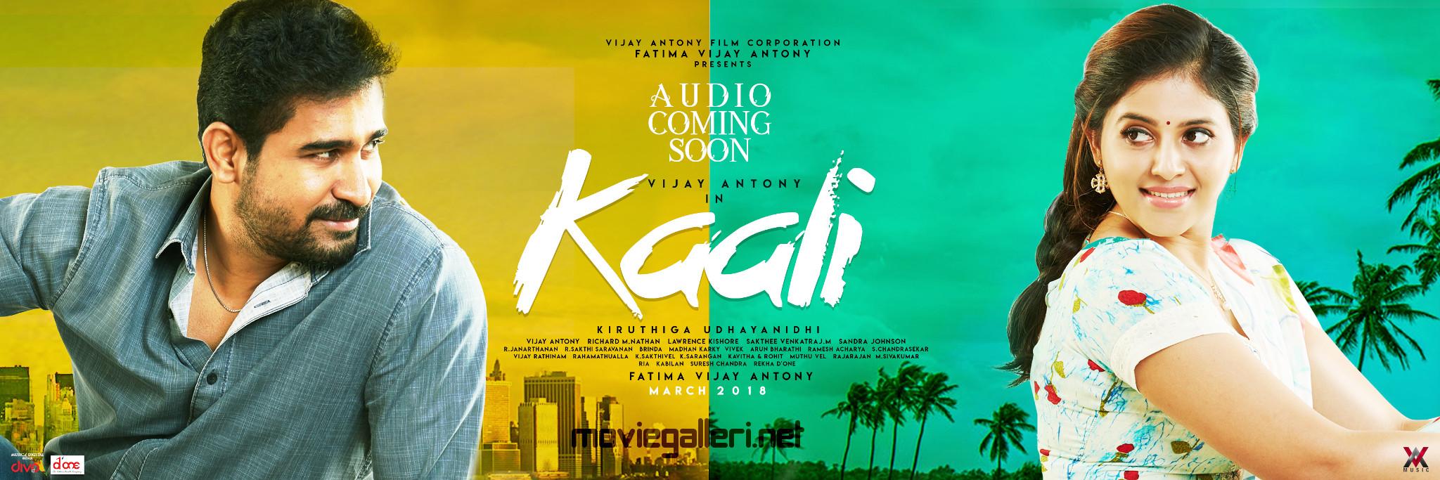 Vijay Antony Anjali Kaali Movie Details