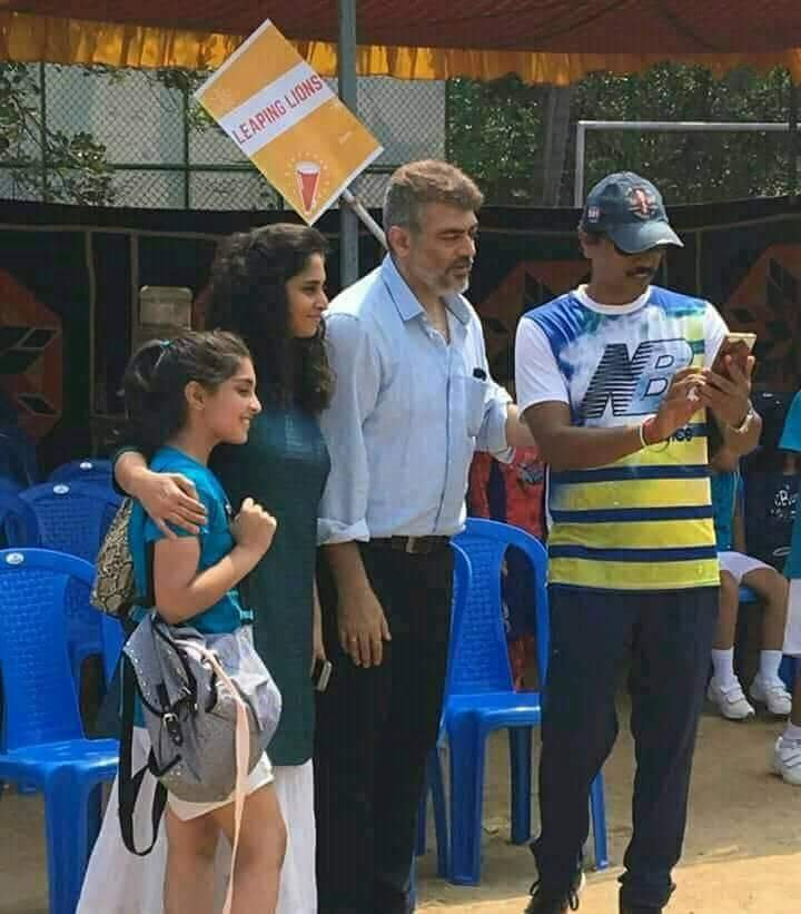 Actor Ajith's 'annual day' video goes viral
