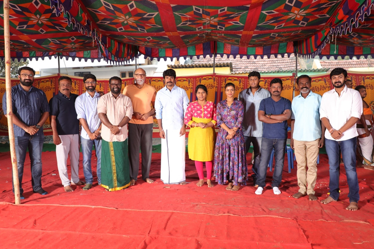 Actor Sivakarthikeyan turns producer in Arunraja Kamaraj Movie