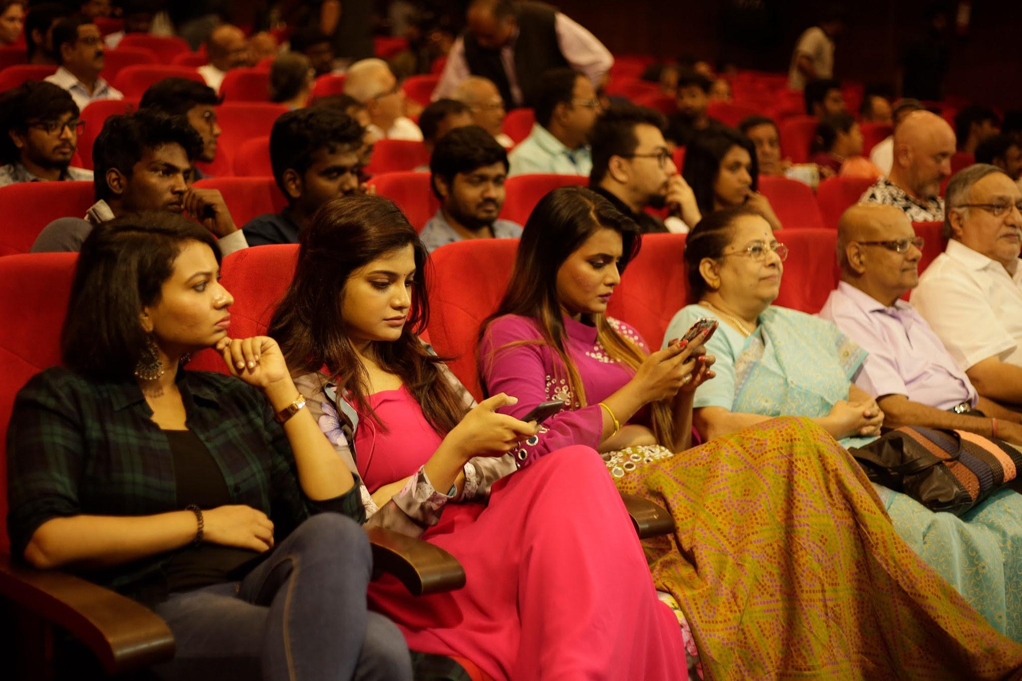 Actress 5th Chennai International Short Film Festival(CISFF)