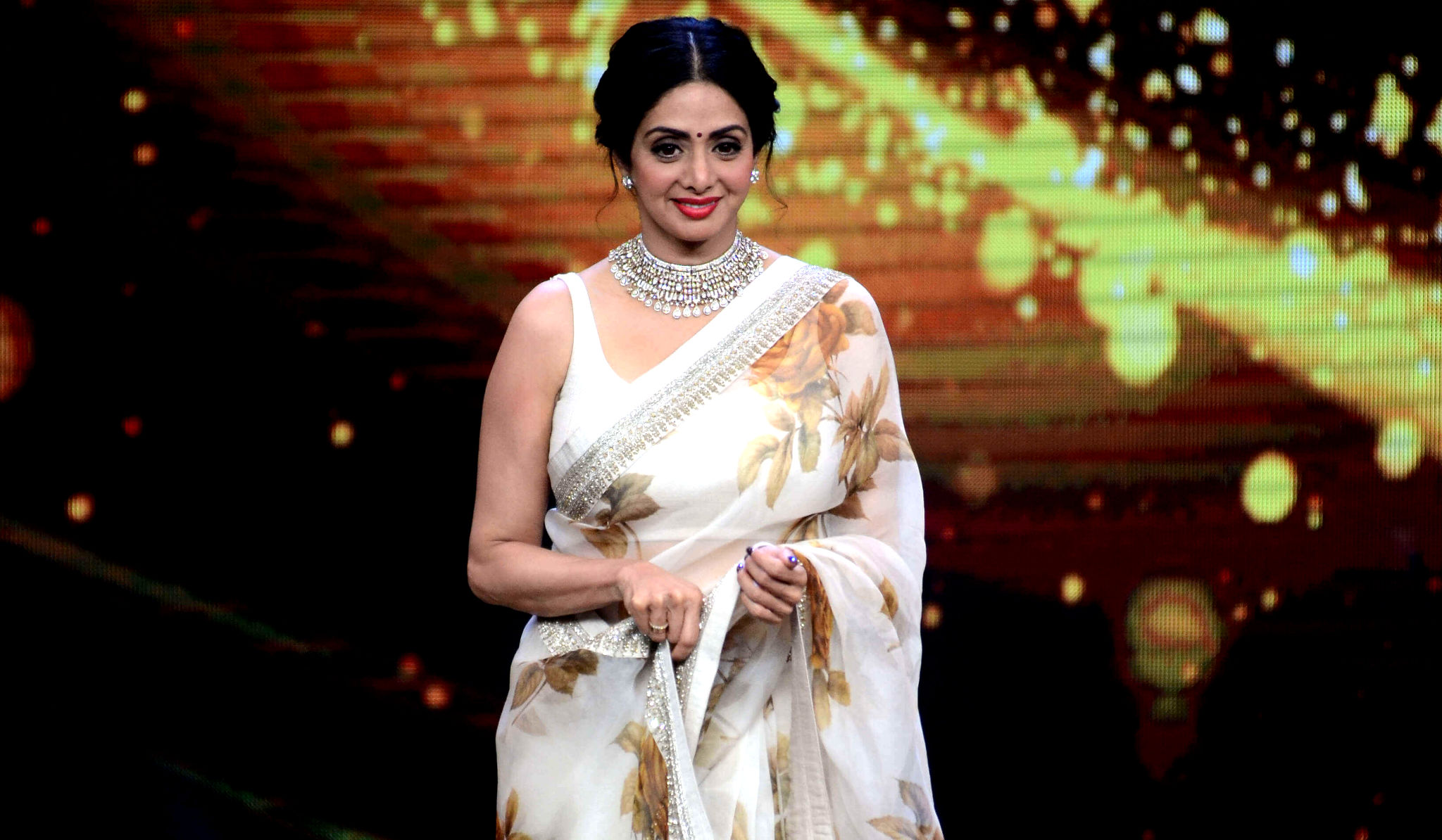 Actress Sridevi Passed Away for Heart Attack
