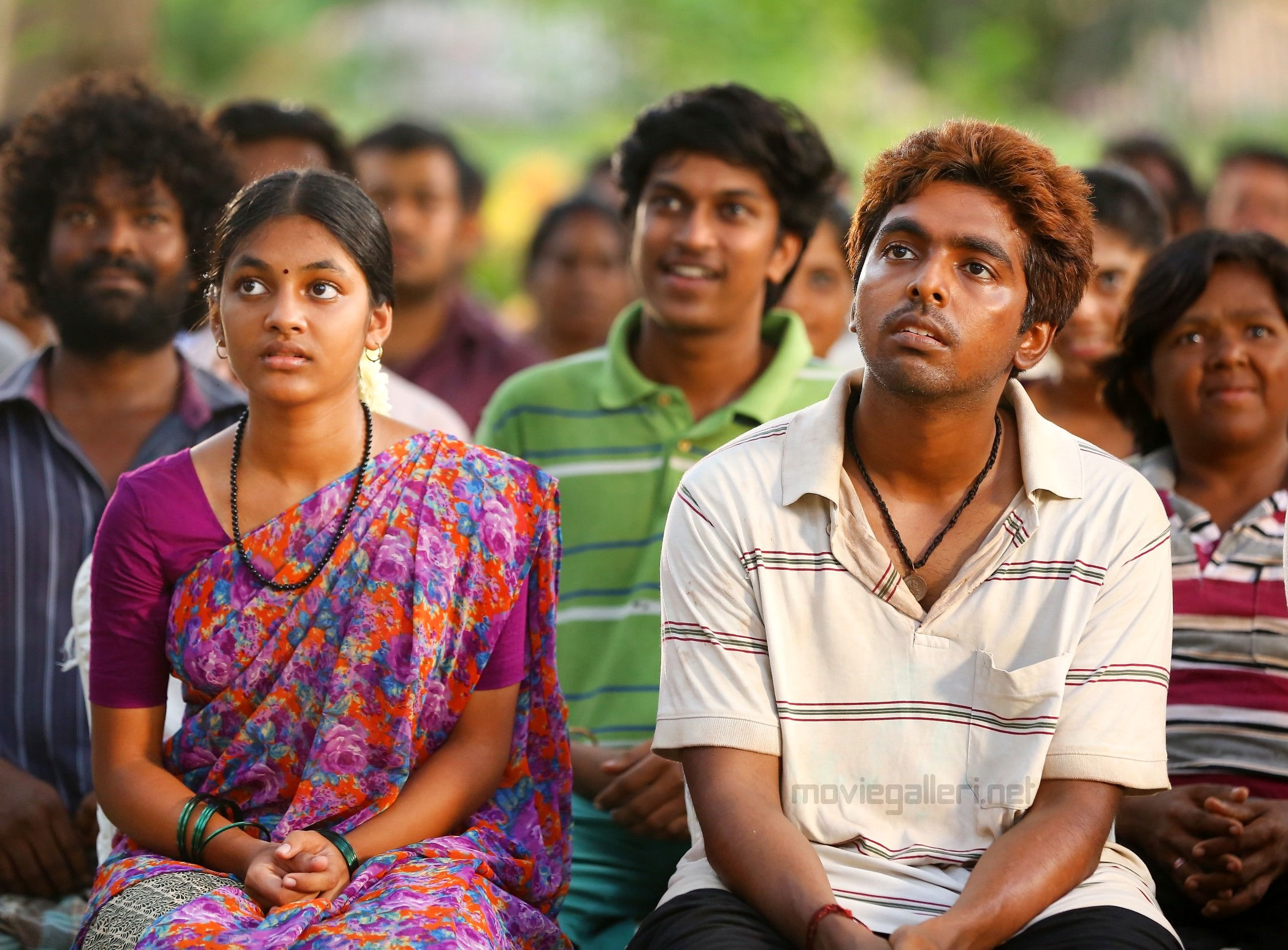 Ivana GV Prakash Nachiyar Movie Review