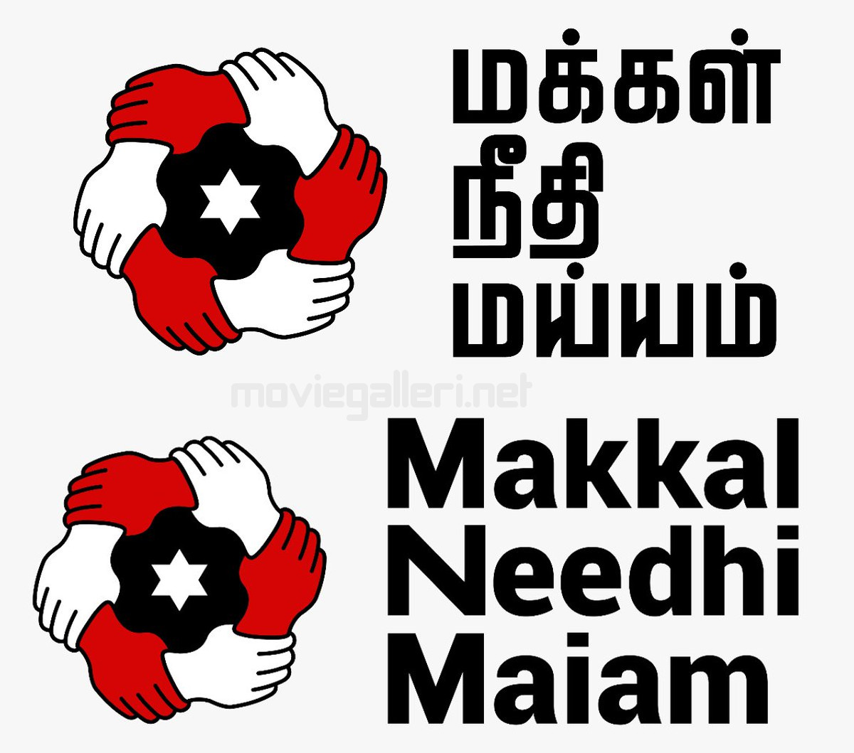 Kamal Haasan launches his party Makkal Needhi Maiam