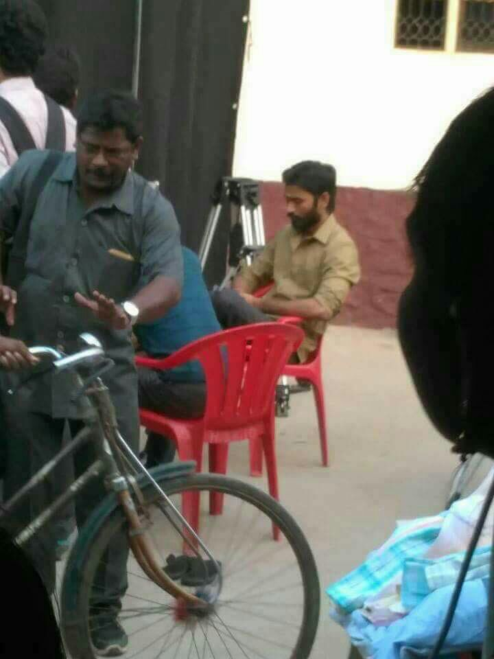 Maari 2 Movie Dhanush Stills in Tenkasi Shooting