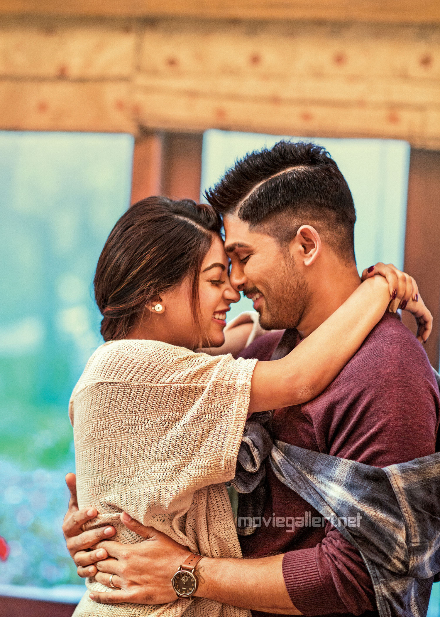 naa peru surya allu arjun anu emmanuel poster hd new movie posters