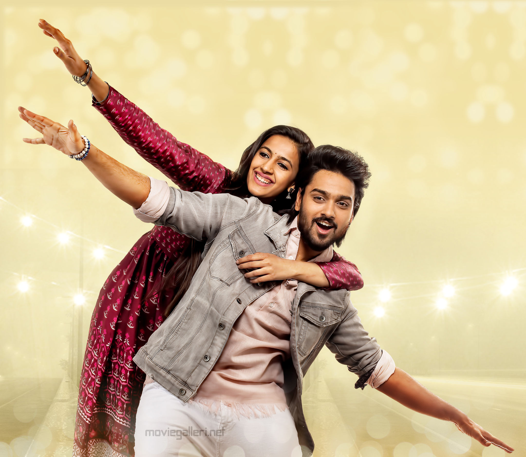 Niharika Sumanth Ashwin Happy Wedding First Look Image HD