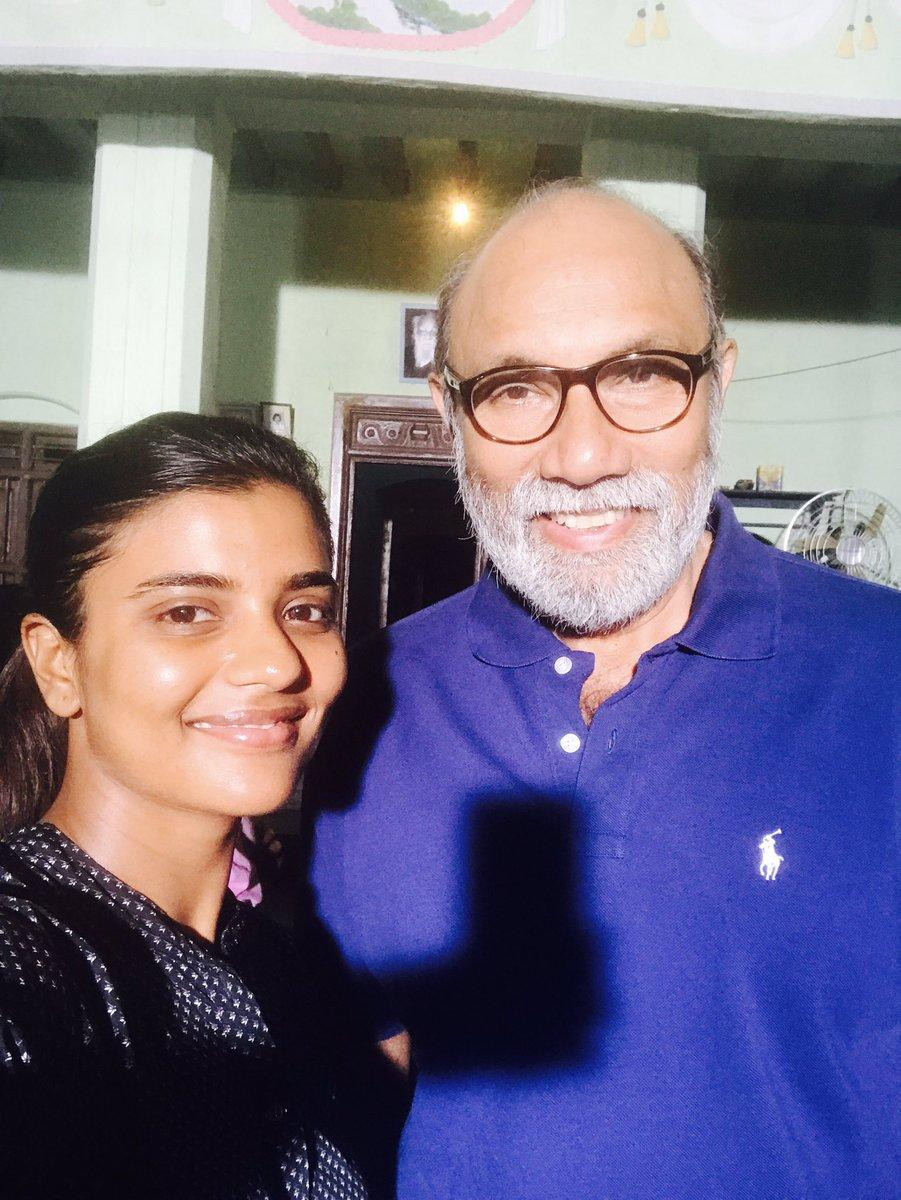 Aishwarya Rajesh Sathyaraj completes first schedule shooting