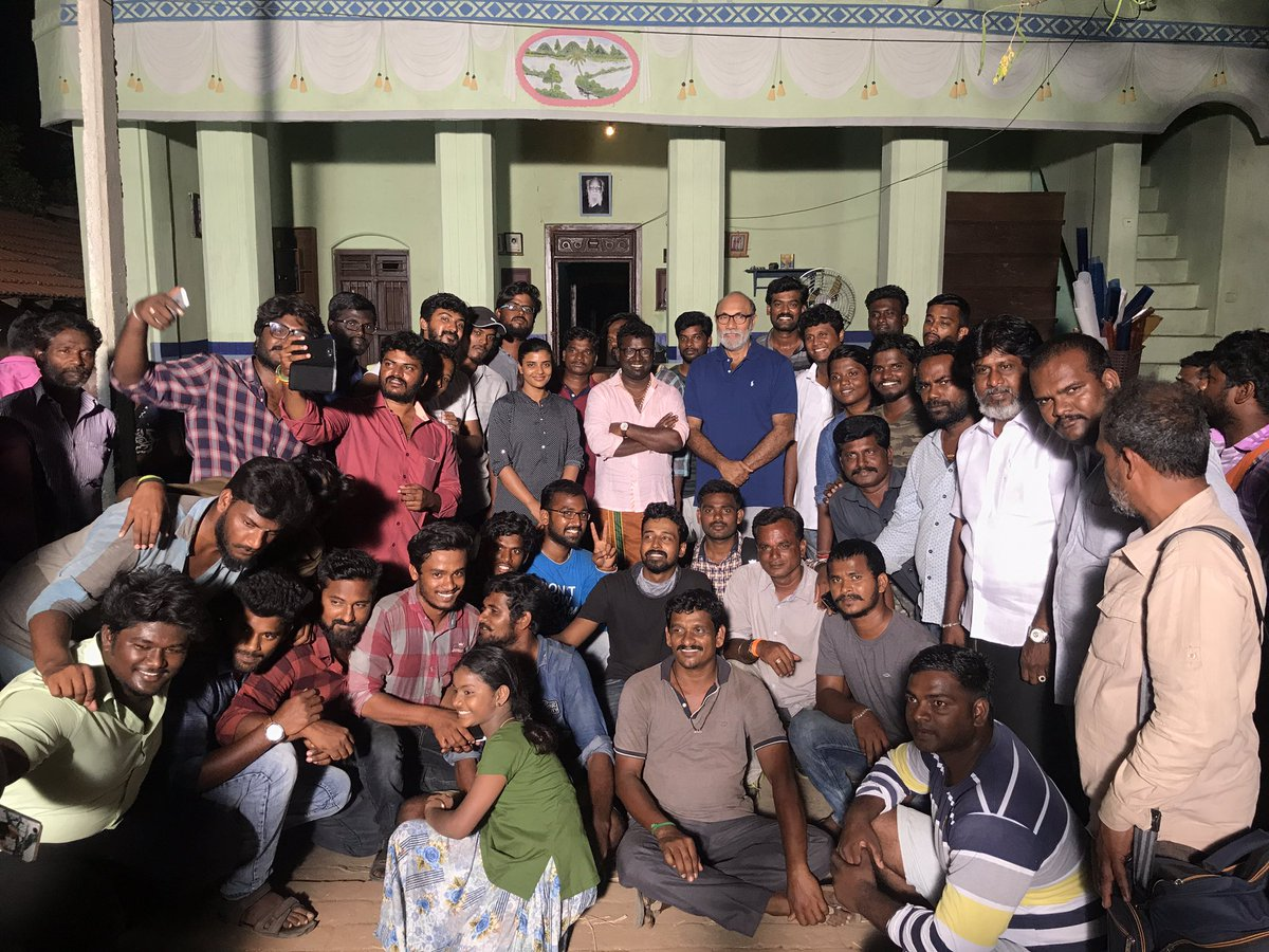 Aishwarya Rajesh completes first schedule shooting