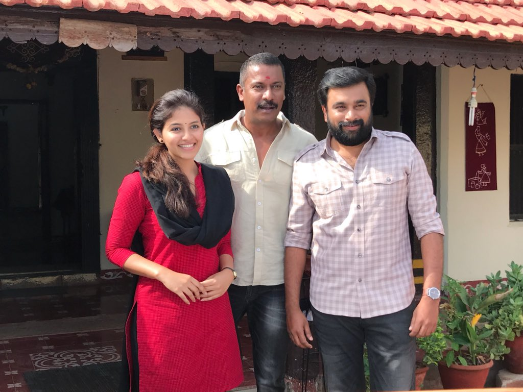 Anjali Samuthirakani Sasikumar starts Nadodigal 2 shooting in Madurai