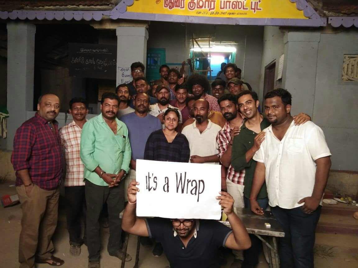 Arasiyalla Ithellam Satharanamappa movie shooting wrapped up