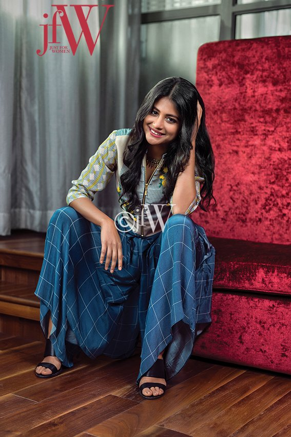 Aruvi Actress Aditi Balan JFW Photoshoot Stills