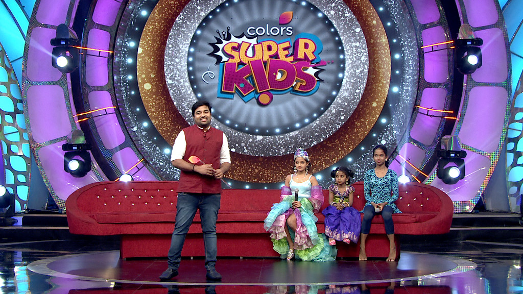 'Colors Super Kids', an Unique reality show for Talented kids in Colors Tamil channel.