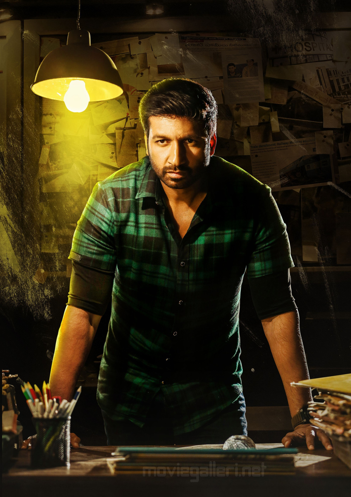 Gopichand Pantham Movie First Look HD Image