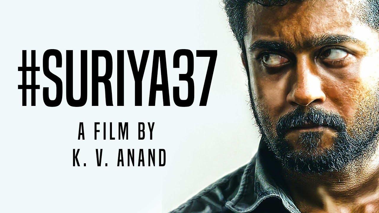 KV Anand denies rumours about Suriya 37
