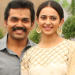 Karthi 17 Movie Pooja Stills