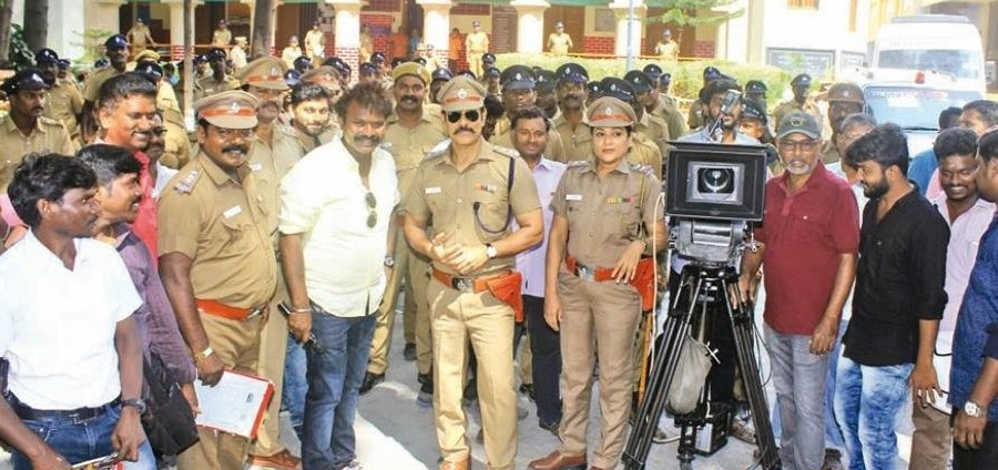 Saamy Square team travelling abroad to shoot a song sequence