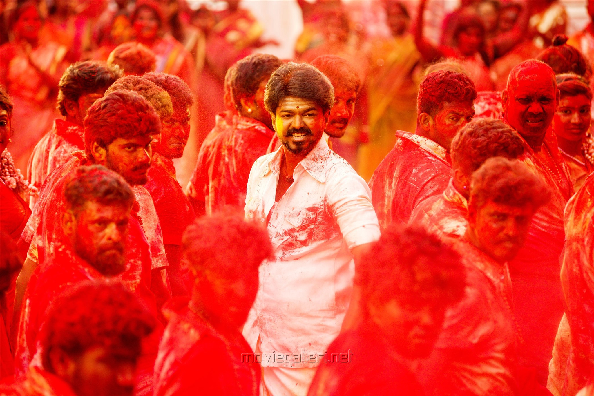 Vijay Mersal Movie won the Best Picture Award at the National Film Awards UK in the Foreign Language category