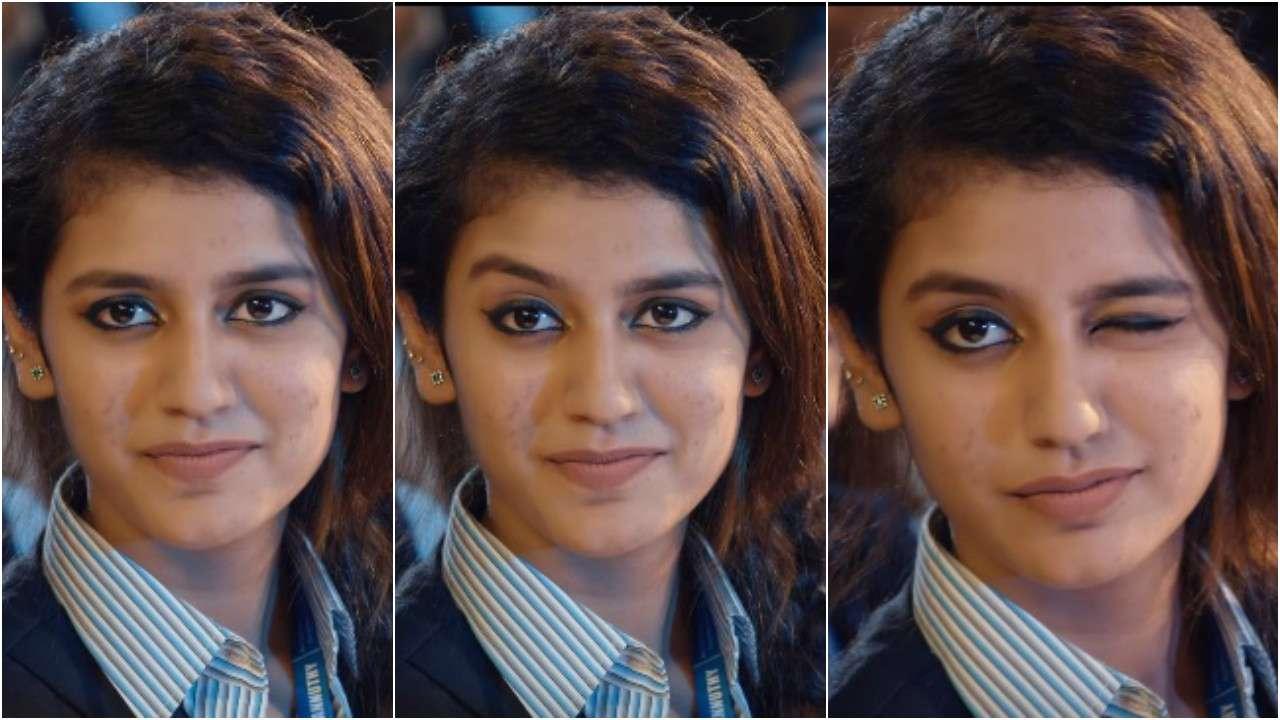 Winking sensation Priya Prakash in Suriya's next