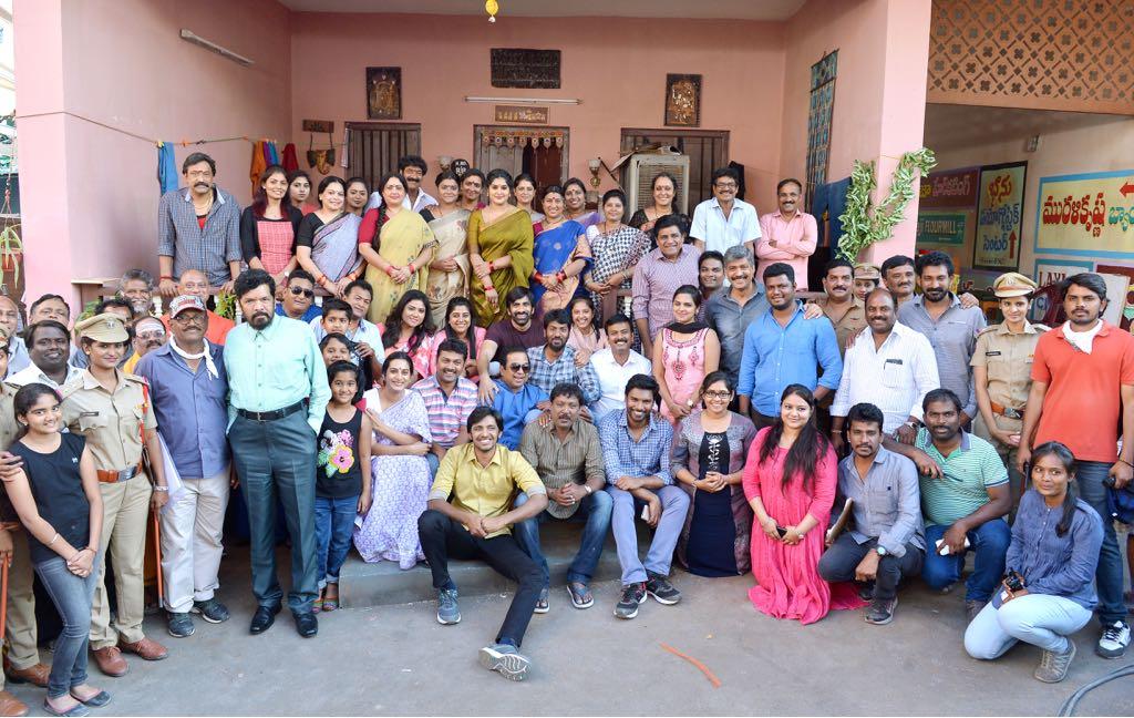 ravi teja kalyan krishna movie first look revealed on Ugadhi