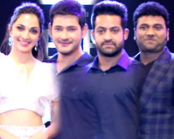 Bharat Ane Nenu Audio Launch