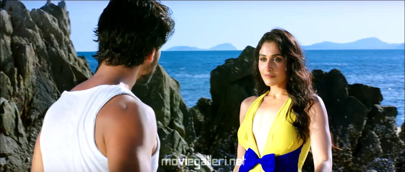Gautham Karthik Regina Mr Chandramouli Movie Trailer Released