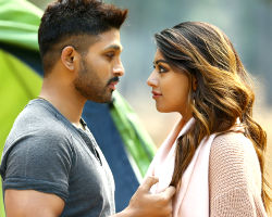 Naa Peru Surya Latest Stills