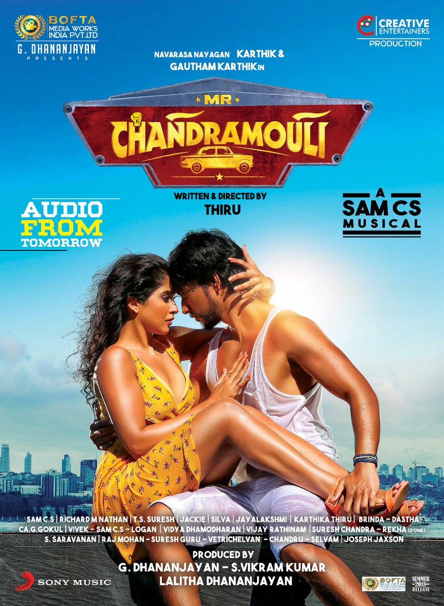 R Madhavan to release Mr Chandramouli trailer