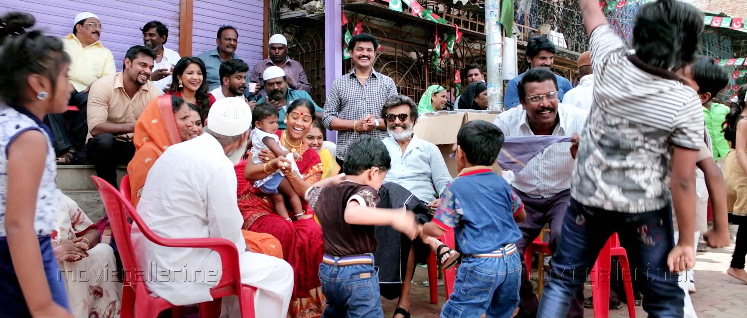 Rajinikanth Kaala Movie Censor details UA certificate with 14 cuts