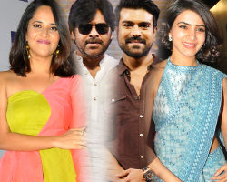 Rangasthalam Success Meet Photos