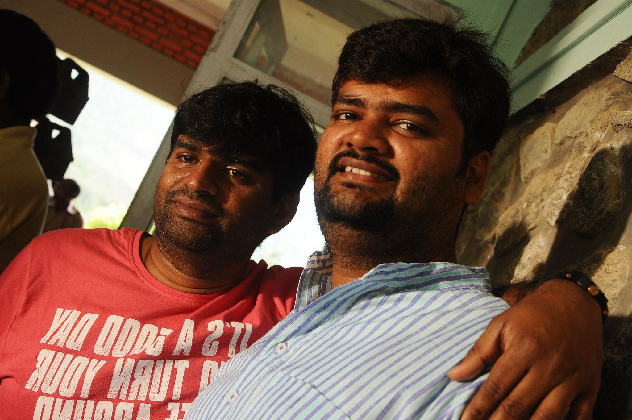 Silk Movie Director Hari and Hareesh