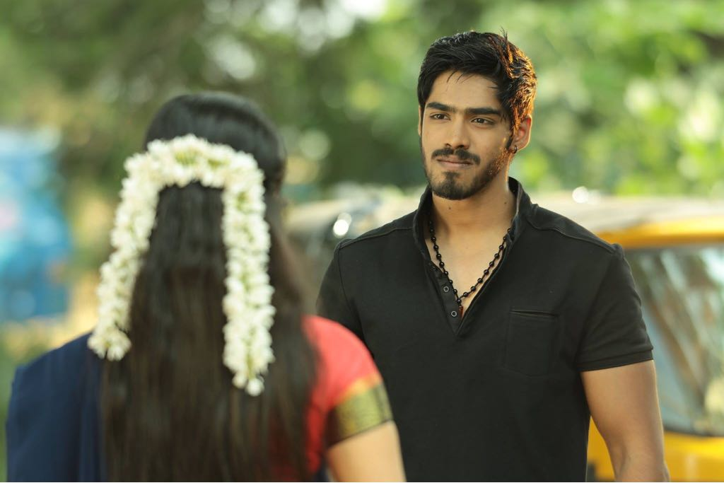 Actor Jana in Sema Movie Stills