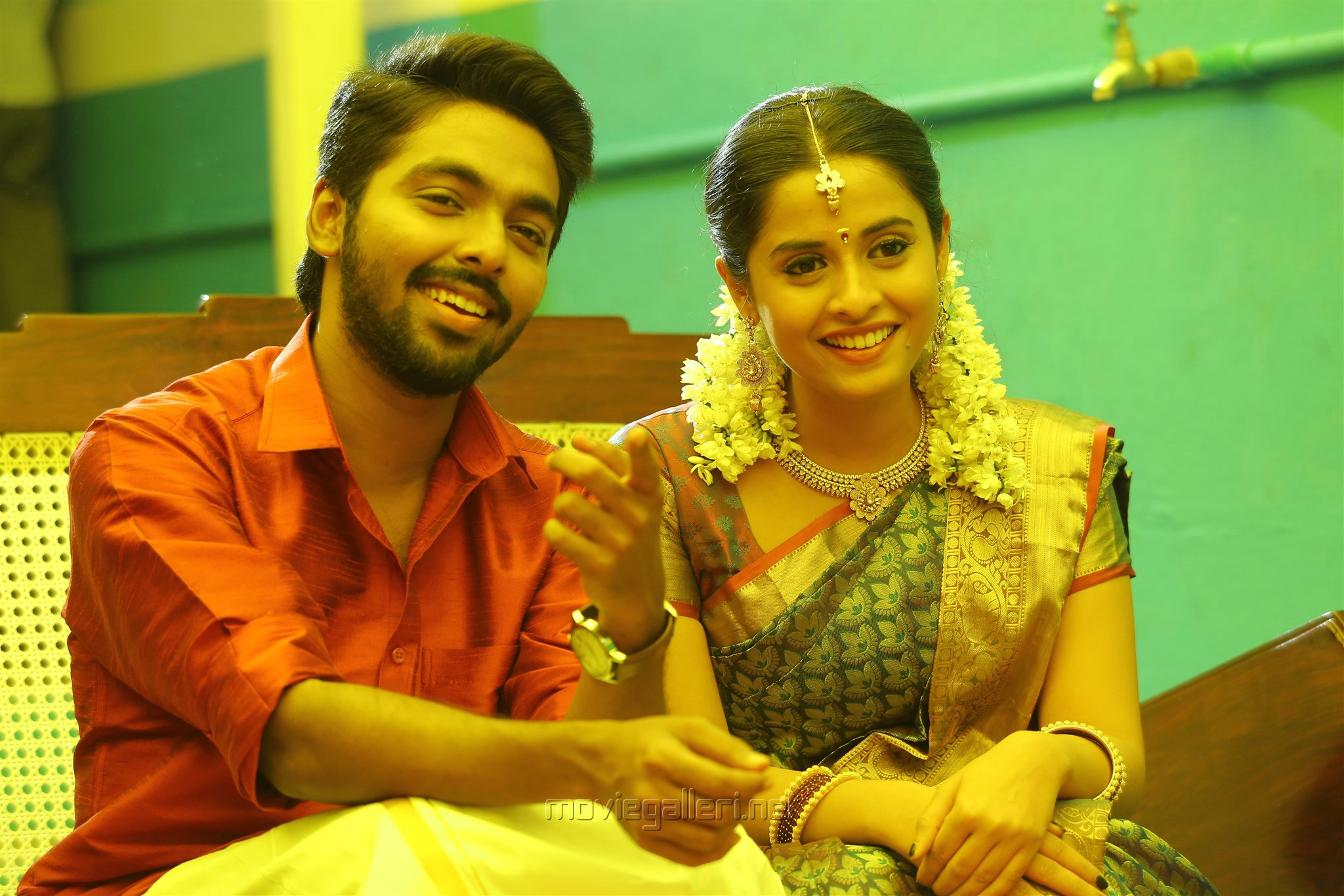GV Prakash, Arthana Binu in Sema Review