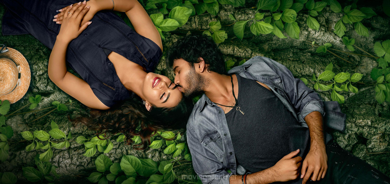 Kavya Thapar Rahul Vijay Ee Maaya Peremito First Look HD Image