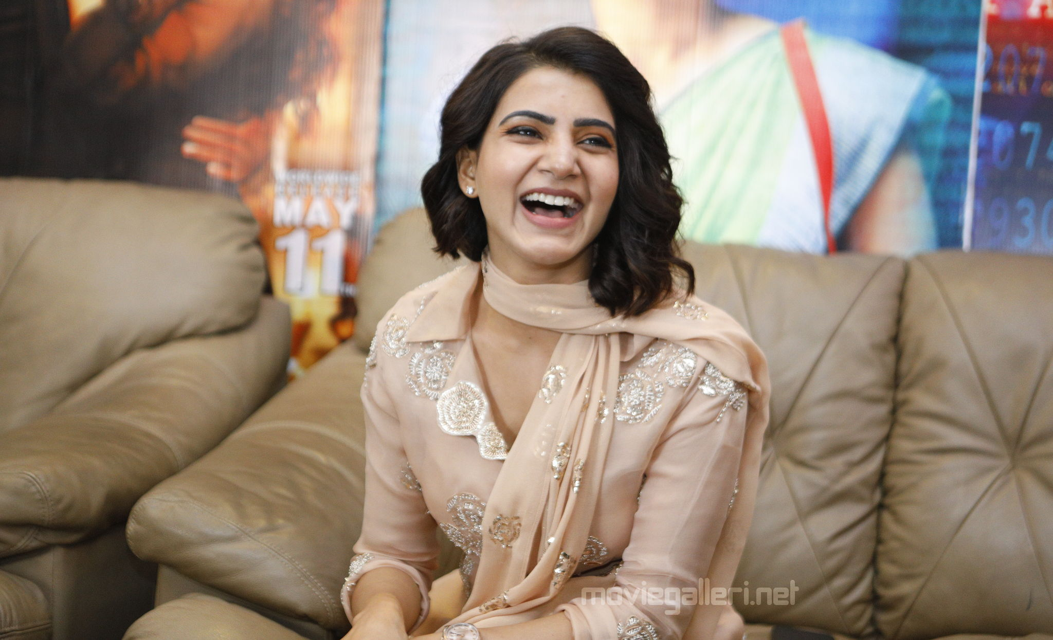 Many of my friends have been victims to cybercrime irumbuthirai Samantha Akkineni