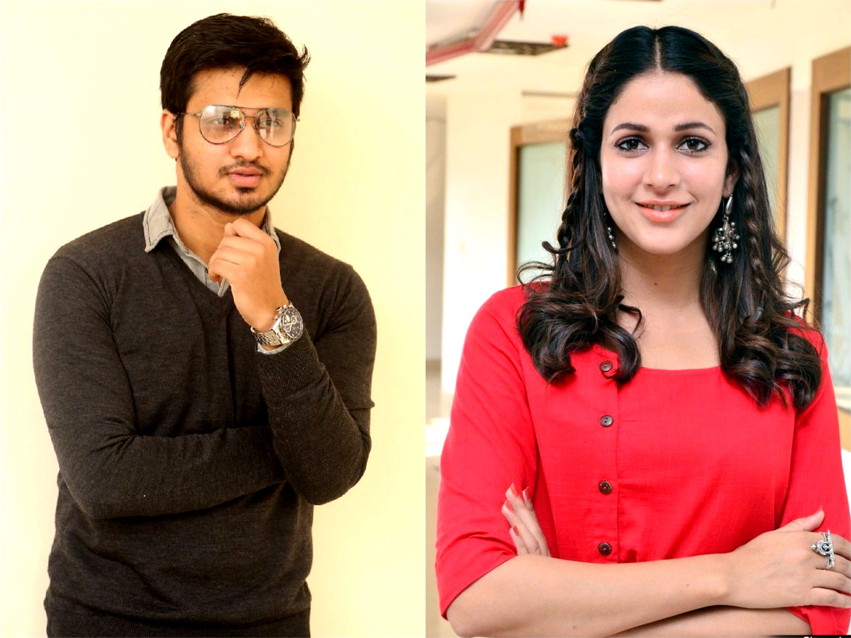 Nikhil Siddharth pairs up with Lavanya Tripathi
