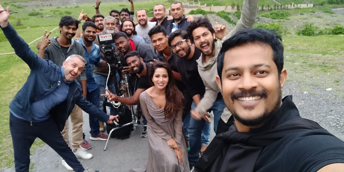Pyaar Prema Kadhal shooting wrapped up in high attitude