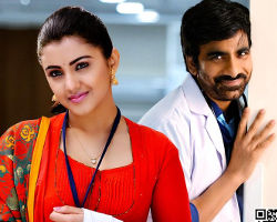 Ravi Teja Malvika Sharma Nela Ticket Movie