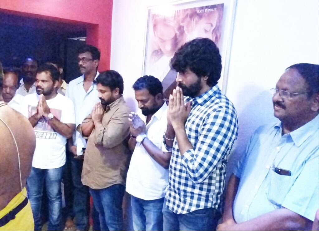 Sivakarthikeyan dubbing for Seema Raja