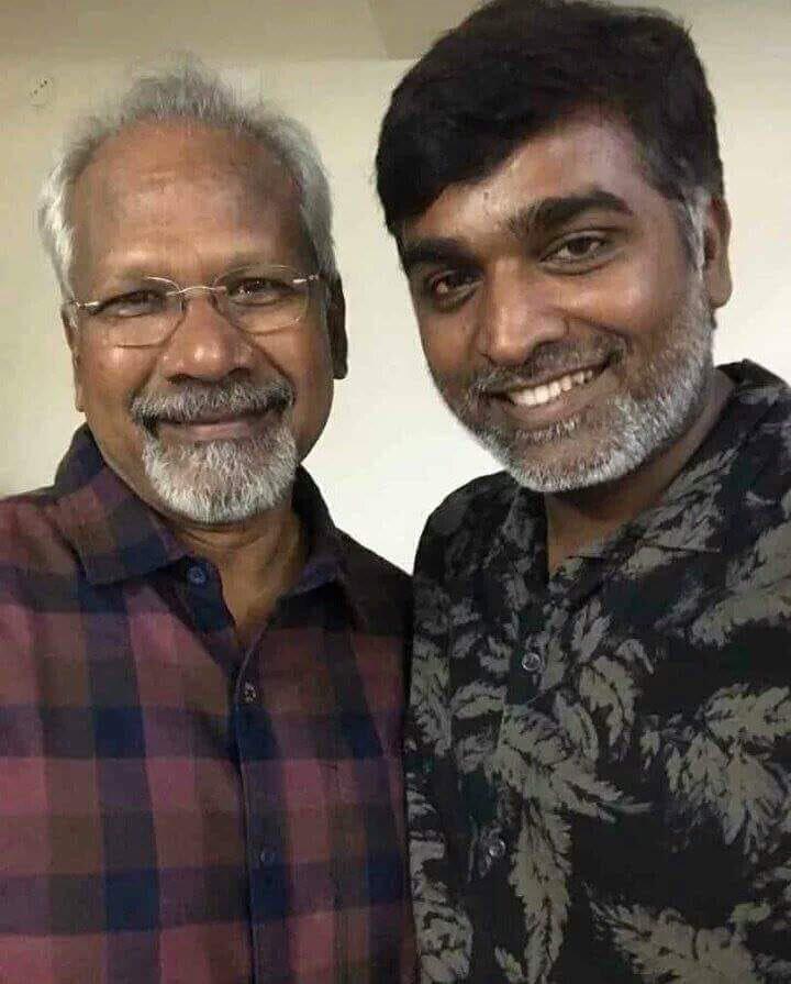 Vijay Sethupathi completes Chekka Chivantha Vaanam