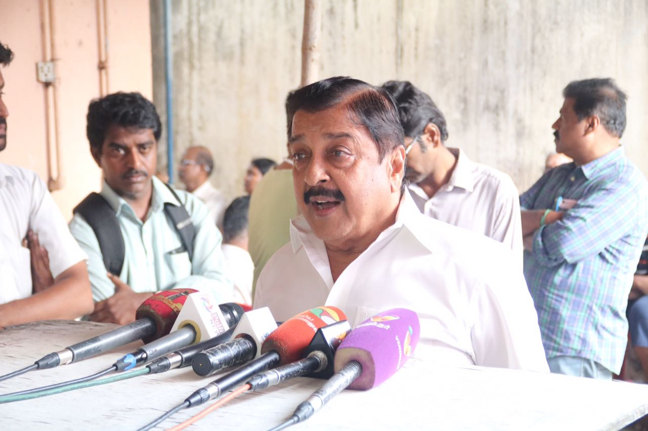 Writer Balakumaran will be born again Actor Sivakumar