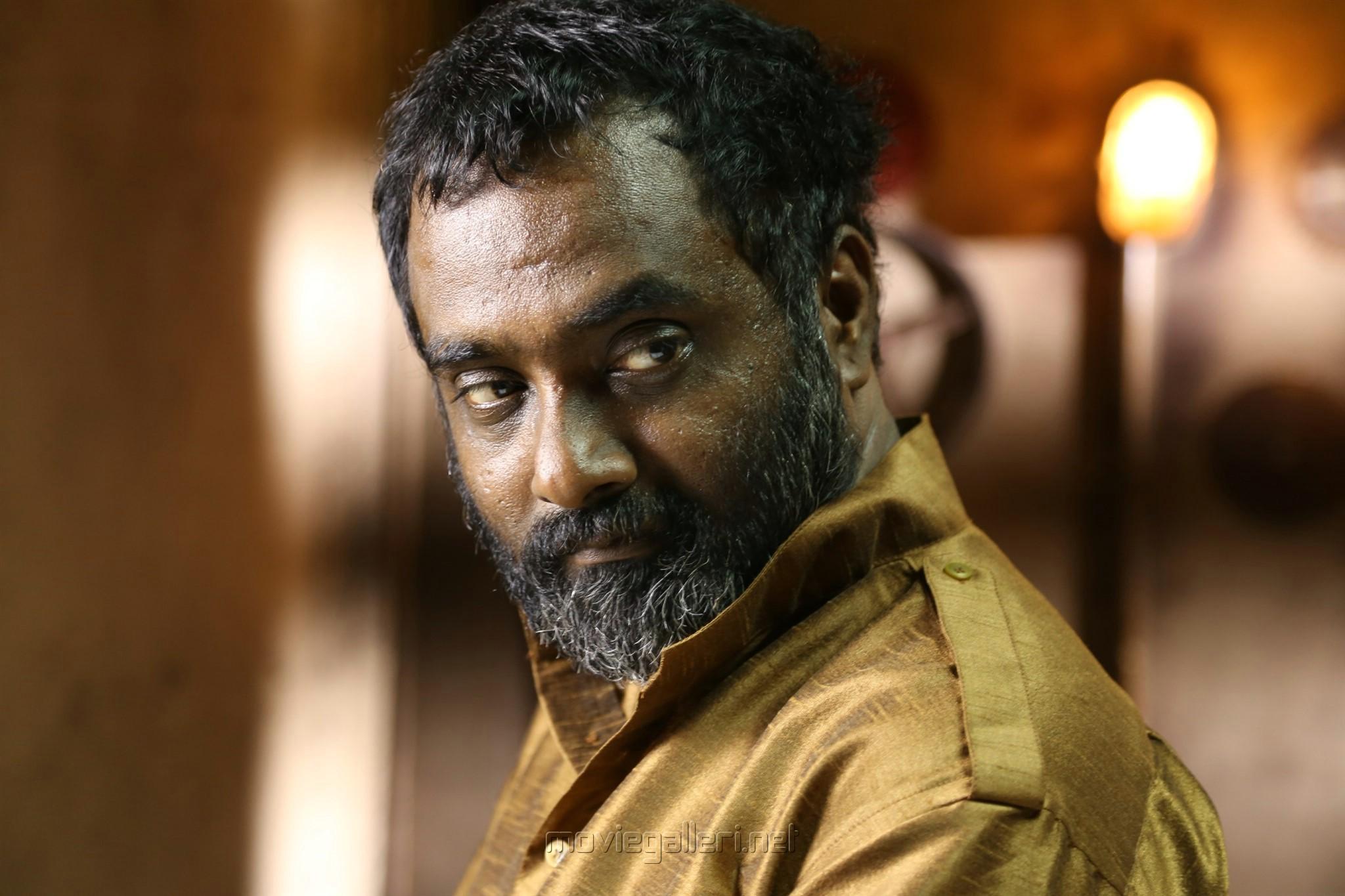 Actor AP Shreethar Andhra Mess Movie Photos HD