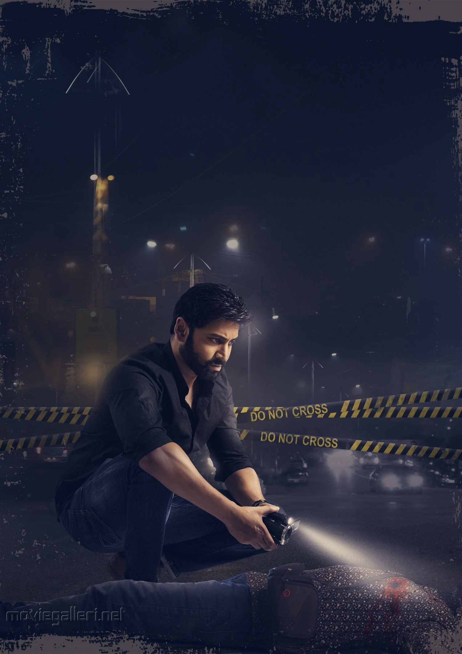 Actor Sumanth Idam Jagath Movie First Look HD Still