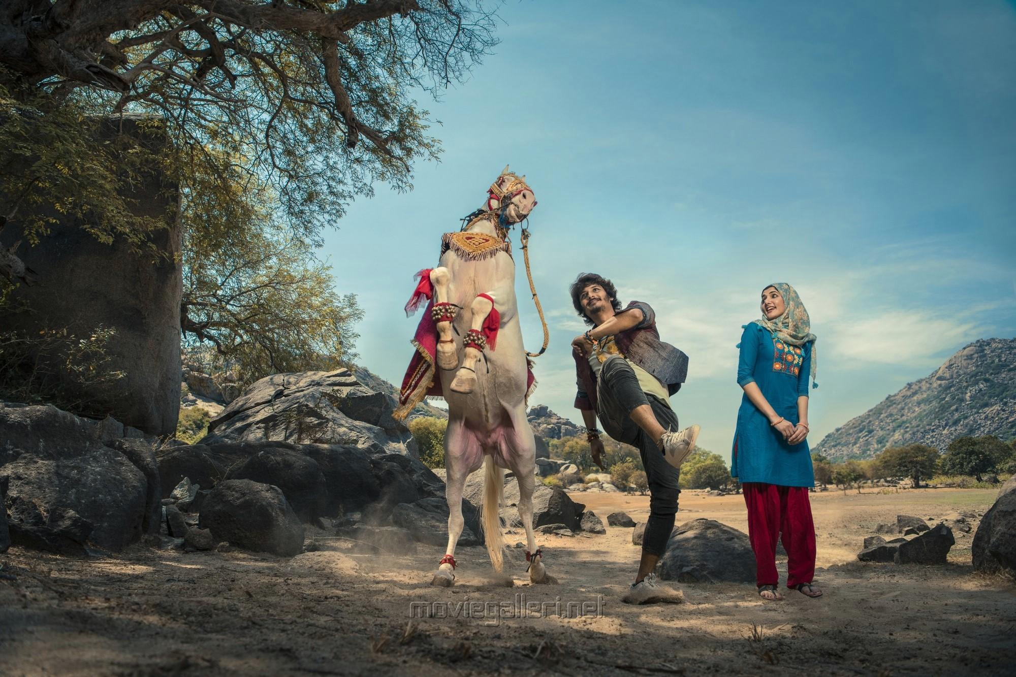Gypsy Movie First Look HD Pics Jiiva Natasha Singh