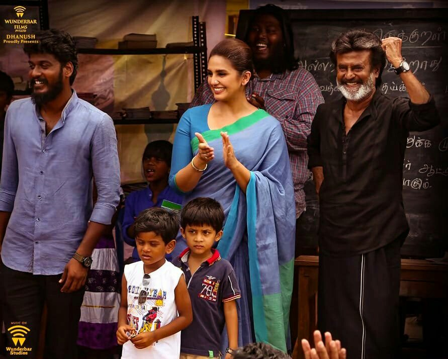 Huma Rajini Kaala Movie Review