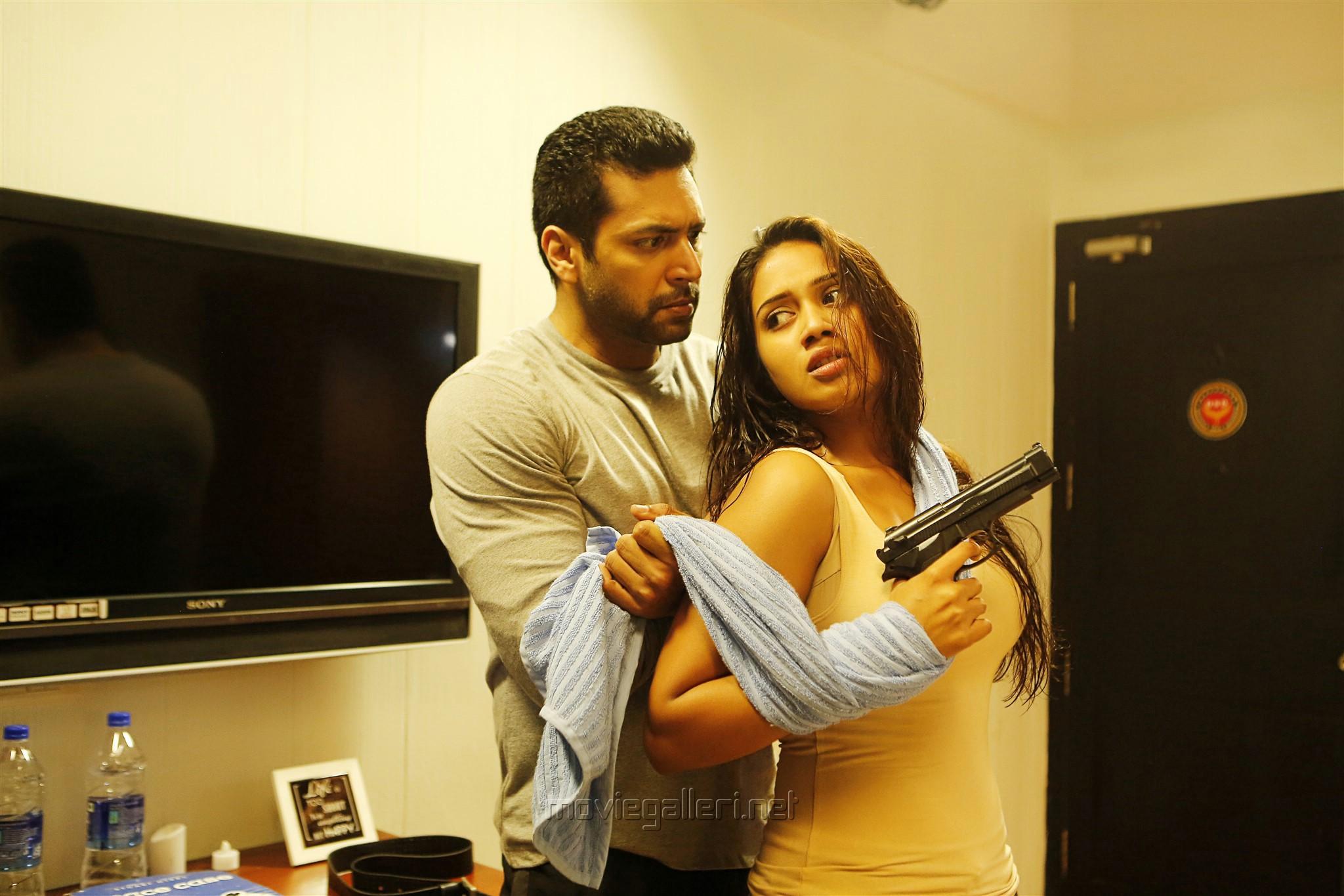 Jayam Ravi Nivetha Pethuraj Tik Tik Tik Movie Review