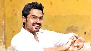 Karthi's DEV Movie with 55Crs Budget
